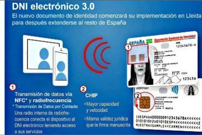 El nuevo documento de identidad español fusiona DNI, carnet de conducir y tarjeta sanitaria