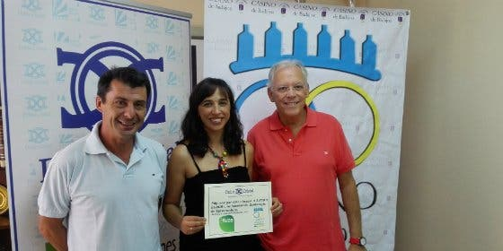 Doble Cristal apoyara a la Asociacion Zooterapia de Extremadura