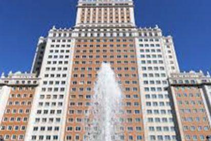 Wanda insiste en que la reconstrucción de la fachada del Edificio España es la mejor opción