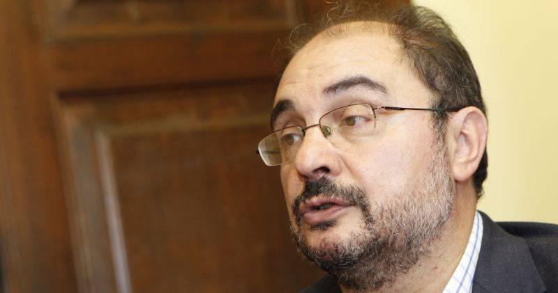 El presidente de Aragón pide una reunión con el Papa por los bienes de la Franja