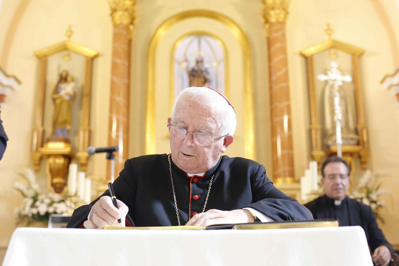 Cañizares exige a un funcionario vaticano que rectifique sus declaraciones sobre la unidad de España