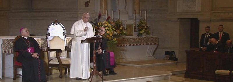 """El Papa invita a los obispos a """"curar las heridas de nuestro tiempo"""""""