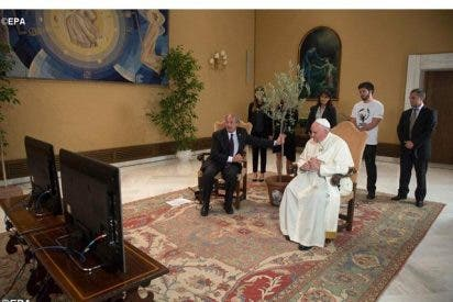 """Director de Scholas: """"Abriéndole su corazón al Papa, se encontraban entre ellos"""""""