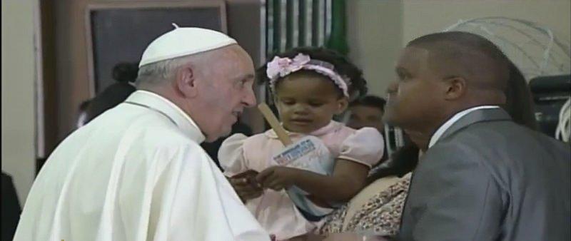"""El Papa en su despedida: """"Gracias a Cuba por hacerme sentir todos estos días en familia, en casa"""""""