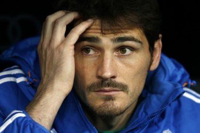 """Iker Casillas: """"Ahora sería fácil rajar del Real Madrid, pero sería de cobardes"""""""