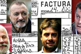 REPORTERO DE GUERRA: Cuentas de gastos, facturas y chupatintas (XVII)