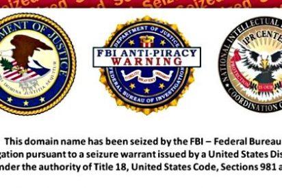 El FBI cierra en EEUU el mayor gestor de archivos por distribuir música ilegalmente en la red
