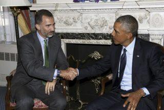 El rey de España asistirá a la intervención del Papa Francisco ante la ONU