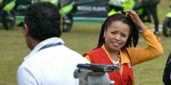 Con esta sangre fría asesinan de un tiro en la cabeza a una periodista