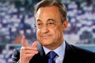 """Florentino Pérez dice que el Real Madrid hizo """"todo lo necesario"""" para fichar a David de Gea"""
