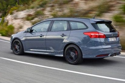 Ford Focus ST, deportividad cotidiana