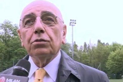 El Milan quiere aprovechar la desaparición del Parma