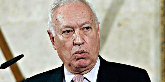 El ministro Margallo debatirá con Junqueras en la catalana 8TV pese a la oposición de parte del PP