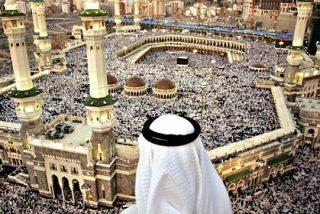 Mueren aplastados un centenar de fieles musulmanes al caer una grua sobre la Gran Mezquita de La Meca