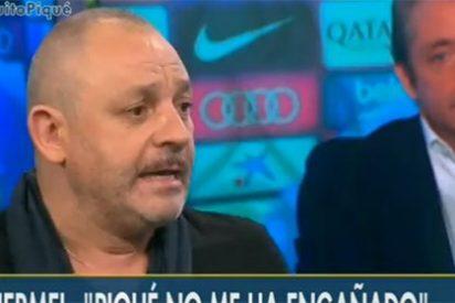 "Hermel desenmascara a Piqué: ""Si estaba tan tranquilo...¿por qué esta rueda de prensa urgente?"""