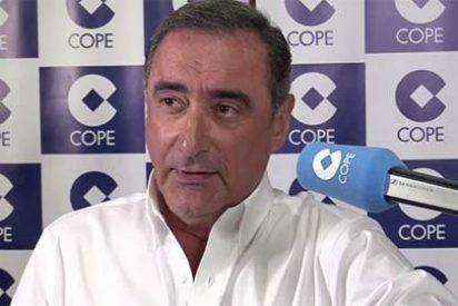 Herrera consigue su primer milagro en COPE seduciendo a Iglesias