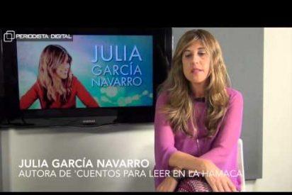 Julia García Navarro, autora de 'Cuentos para leer en la hamaca' - 28 julio 2015