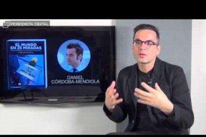 Daniel Córdoba-Mendiola, autor de 'El mundo en 25 miradas', 1-7-2015