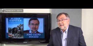 José Calvo Poyato, autor de 'El Gran Capitán', 12-6-2015