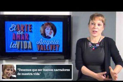 Ángela Vallvey, autora de 'El arte de amar la vida', 11-6-2015