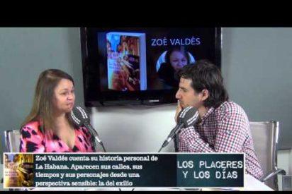 Zoé Valdés, autora de 'La Habana mon amour'. 1-6-2015