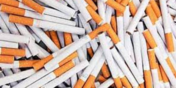 Los cigarrillos caen en su venta un 1,4% hasta julio