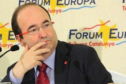 """Miquel Iceta (PSC): """"Sí, Cataluña es una nación"""""""