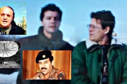 REPORTERO DE GUERRA: El 'cabroncete' de Arnett, su satélite y mi amigo Igor (V)