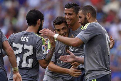 Cristiano Ronaldo se convierte en el máximo goleador de la historia del Real Madrid en Liga