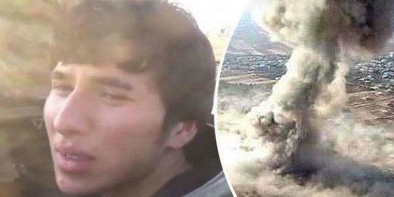 """[VÍDEO] Las lágrimas del aterrado 'mártir' yihadista obligado a inmolarse: """"No tengas miedo, recuerda a Alá"""""""