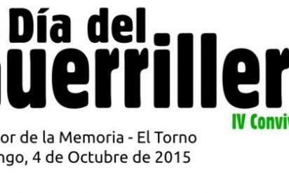 Homenaje a los guerrilleros en El Torno (Cáceres)