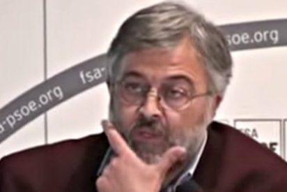 El padre de Errejón mete al podemita en un charco 'franquista'