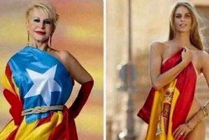 ¿Preferirán los catalanes el rancio separatismo o quedarse con la maciza España?