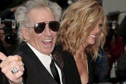 Keith Richards quiere que sus hijas esnifen sus cenizas.. como hizo él con las de su padre