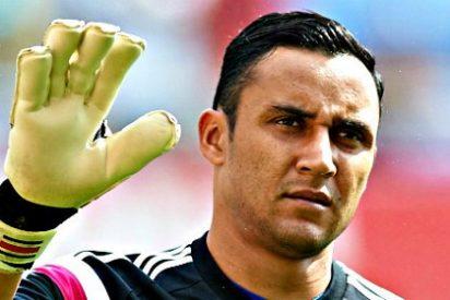 Keylor Navas admite haber llorado tras su no fichaje por el Manchester