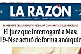 Artur Mas debe responder ante la Justicia