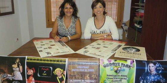 Presentado el programa cultural de la Feria de San Miguel de Zafra