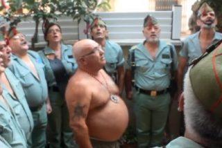"""""""¡A mí la Legión!"""" El homenaje 'secreto' de los veteranos legionarios en Cataluña"""
