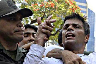 El chavista Maduro condena al opositor Leopoldo López a casi catorce años de prisión