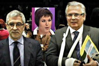 El exjuez Garzón, el veterano Llamazares y la dicharachera Talegón urden una lista alternativa a Podemos