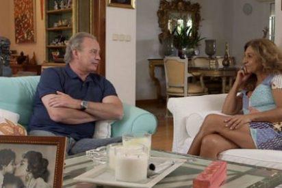 Lolita le confiesa lo 'más grande' a Bertín Osborne: ¿De qué murió realmente Antonio Flores?
