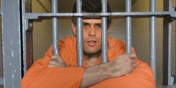 La carta que escribió Leopoldo López en su lúgubre celda tras ser condenado