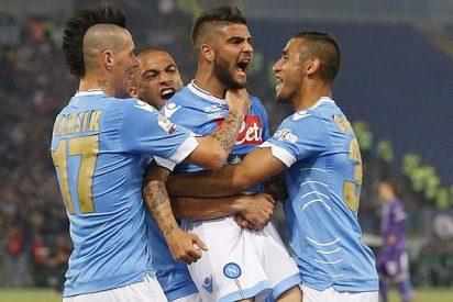 El Nápoles cerca de quitarle un fichaje al Real Madrid
