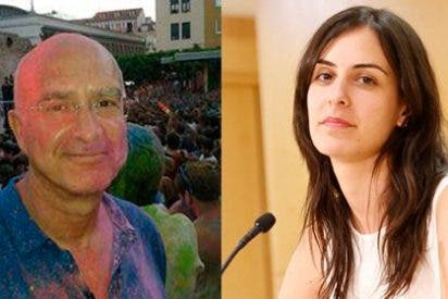 El padre, la madre y la asaltacapillas Rita Maestre, colocados todos en el Ayuntamiento de Madrid