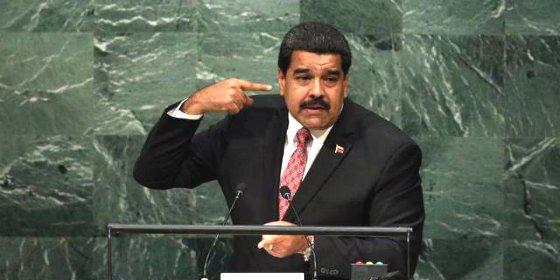 """La desfachatez de Maduro al pedir en plena ONU atención a los """"intentos de violentar"""" las elecciones"""