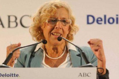 """Carmena reconoce su tirria a las tertulias: """"Vino la regidora a pedir que nos peleáramos más"""""""