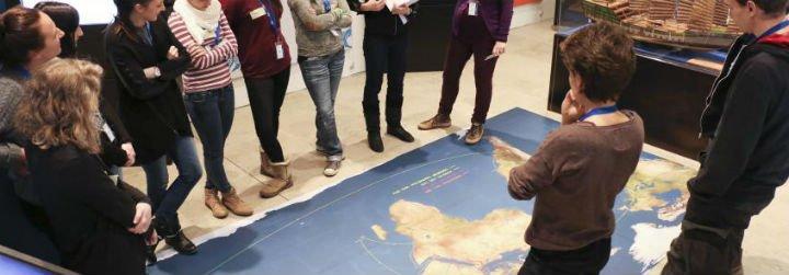 El Mapamundi de la Paz del KAICIID vincula el diálogo interreligioso y la Agenda 2030 para el Desarrollo Sostenible