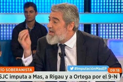 MAR le sella a pasaporte a Mas:
