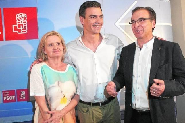 El PSOE de Zamora respalda a sus actuales Parlamentarios