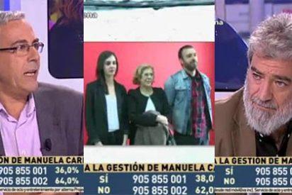 """MAR: """"La chulería de Podemos hacia la prensa es inadmisible"""""""